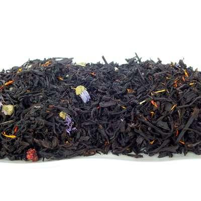 Чай черный ароматизированный Граф Орлов 50 гр, фото 4