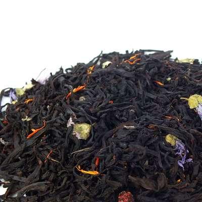 Чай черный ароматизированный Граф Орлов 50 гр, фото 5