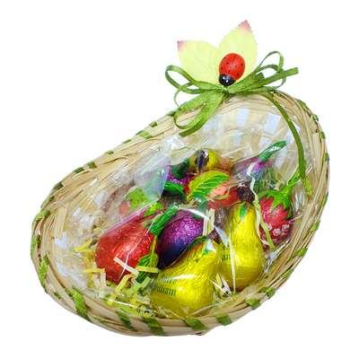 Корзина конфет Сочные фрукты с ликером Комплимент, фото 3
