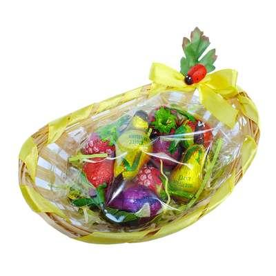 Корзина конфет Сочные фрукты с ликером Комплимент, фото 1