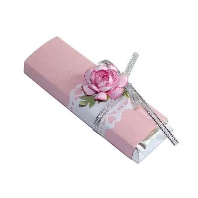 Комплимент гостям на свадьбу розовый, фото 1