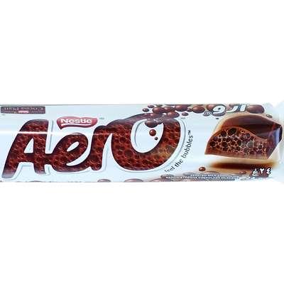Шоколадный батончик Aero Nestle 24 гр, фото 2