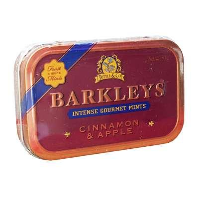 Леденцы Яблоко и Корица Cinnamon and Apple Barkleys 50 гр, фото 1