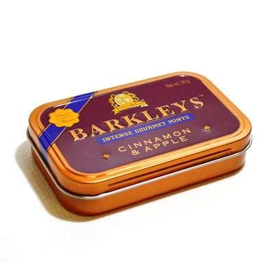Леденцы Яблоко и Корица Cinnamon and Apple Barkleys 50 гр, фото 2