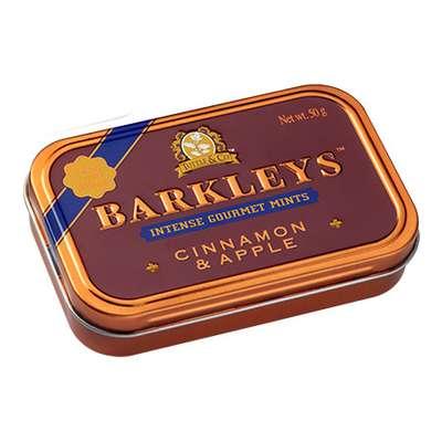 Леденцы Яблоко и Корица Cinnamon and Apple Barkleys 50 гр, фото 4