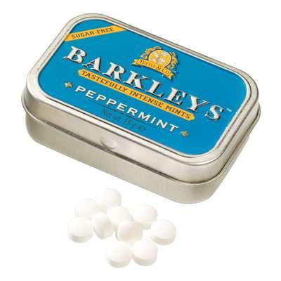 Леденцы Перечная мята Peppermint Barkleys 50 гр, фото 2