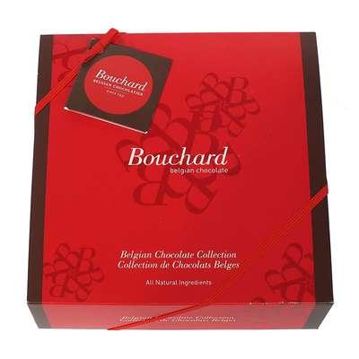 Коллекция шоколадных конфет Belgian Chocolate Collection Premium Bouchard 500 гр, фото 1