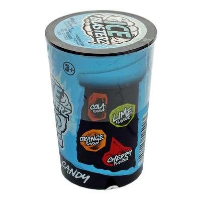 Кислые леденцы голубая банка 4 вкуса Brain Blasterz Ice 48 гр, фото 2