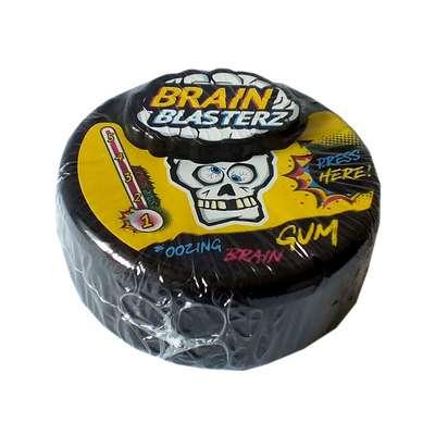 Жевательная резинка Brain Blasterz Oozing Brain Gum 30 гр, фото 2