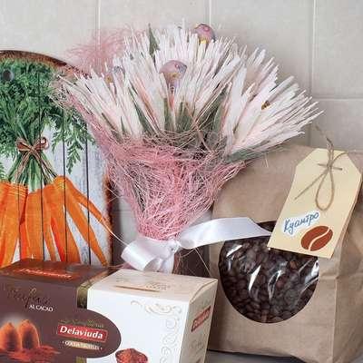 Букет из конфет Нежность, фото 3