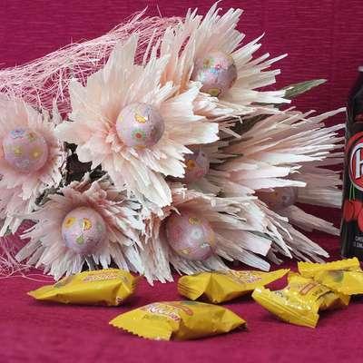 Букет из конфет Нежность, фото 8