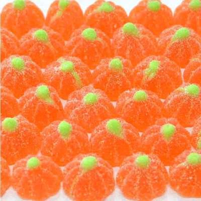 Мармелад на развес Мандарины в сахаре Damel 100 гр, фото 1