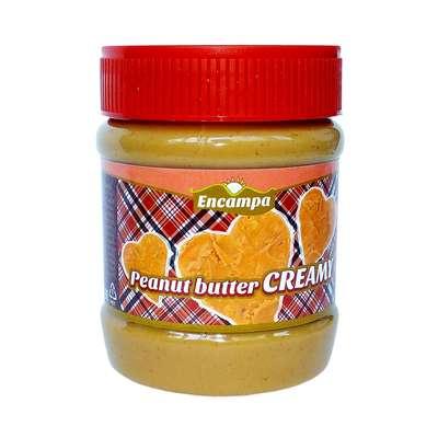 Арахисовая паста Peanut Butter Cremy Encampa 340 гр, фото 1