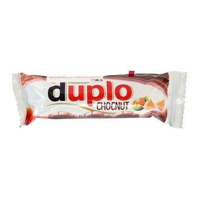 Шоколадный батончик вафли и орех Duplo Choconut Ferrero 26 гр, фото 1