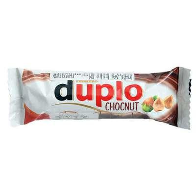Шоколадный батончик вафли и орех Duplo Choconut Ferrero 26 гр, фото 3