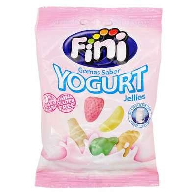 Жевательный мармелад Йогурт фрукты Fini 100 гр, фото 1