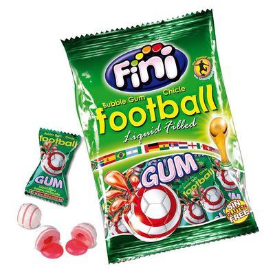 Жевательная резинка Футбол Fini 80 гр, фото 1