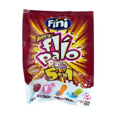 Набор сладостей Fli-Palo Cola 5 в 1 Fini 20 гр x 40 шт, фото 2