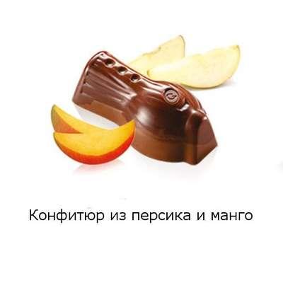 Набор шоколадных конфет ассорти Opus Guylian 180 гр, фото 8