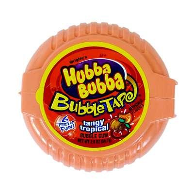Жевательная резинка Hubba Bubba Tandy Tropical Wrigley 56 гр, фото 2