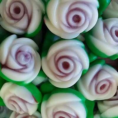 Мармелад на развес Розы с начинкой Jake 100 гр, фото 2