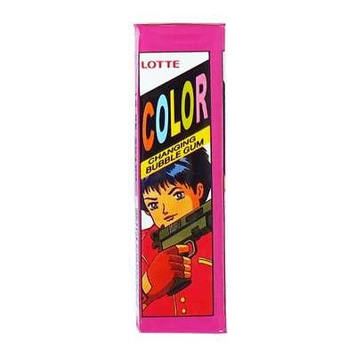 Жевательная резинка Color Lotte 12,6 гр, фото 2