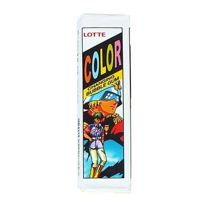 Жевательная резинка Color Lotte 12,6 гр, фото 3