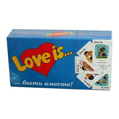 Жевательная резинка Ассорти Вкусов 25 историй LOVE IS 4,2 гр x 25 шт, фото 2