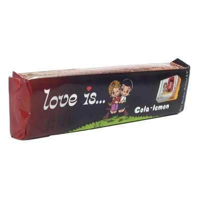 Жевательная конфета Кола Лимон LOVE IS 25 гр, фото 1