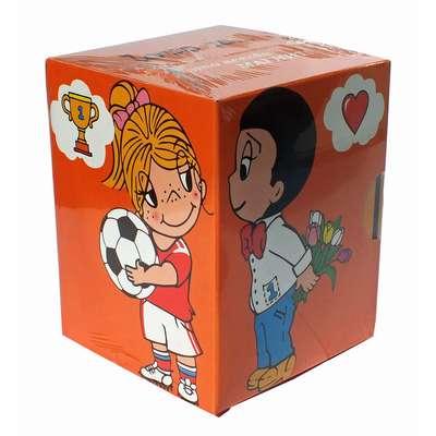 Жевательные конфеты Микс вкусов девочка промо упаковка LOVE IS 105 гр, фото 2