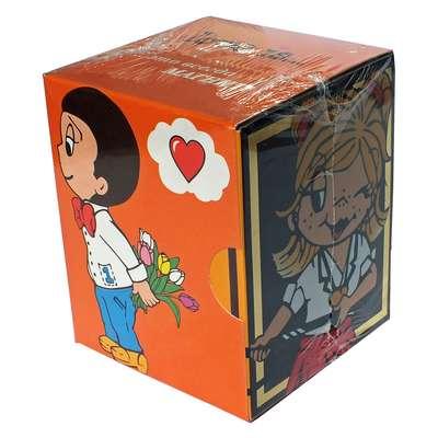 Жевательные конфеты Микс вкусов девочка промо упаковка LOVE IS 105 гр, фото 3