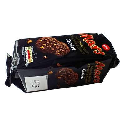 Бисквитное печенье Soft Baked Double Chocolate and Caramel Mars 162 гр, фото 2