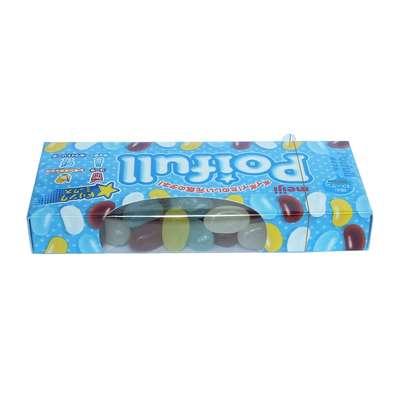 Жевательные конфеты со вкусом лимонада и колы Poifull Meiji 53 гр, фото 3