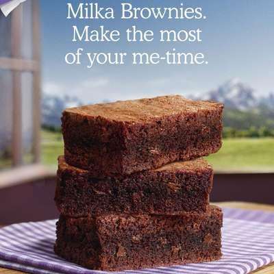 Батончик брауни Milka Choco Brownie 50 гр, фото 3