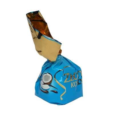 Шоколадные конфеты с кокосом Коко-Коко Solidarnosc 100 гр, фото 1