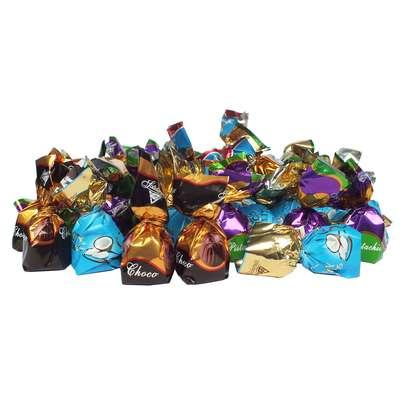Шоколадные конфеты ассорти Мешанка Микс Solidarnosc 100 гр, фото 2