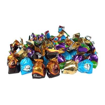 Шоколадные конфеты ассорти Мешанка Микс Solidarnosc 100 гр, фото 1