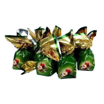 Шоколадные конфеты Ласковый орех Solidarnosc 100 гр, фото 2