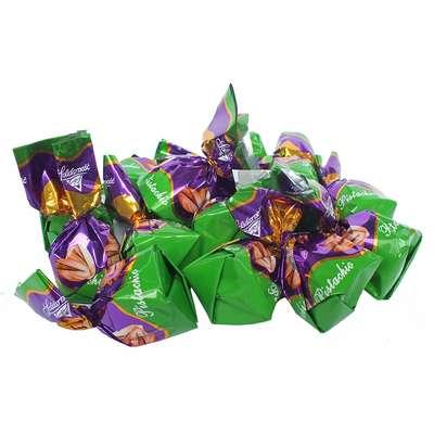 Шоколадные конфеты Фисташки Solidarnosc 100 гр, фото 2