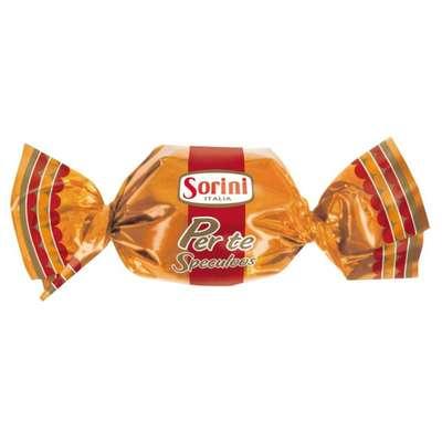 Шоколадные конфеты с кремом вкуса печенья Per te Speculoos Sorini 1 кг, фото 1