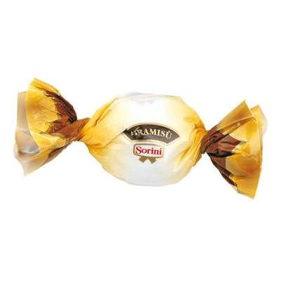 Шоколадные конфеты крем десерт Tiramisu Sorini 100 гр, фото 1