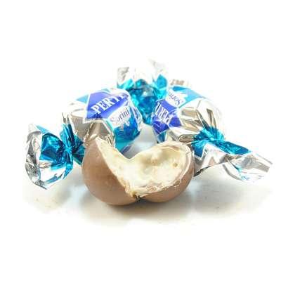 Шоколадные конфеты со сливочным крем Sorini 100 гр, фото 1