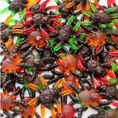 Мармелад жевательный Тарантулы Trolli 975 гр, фото 2