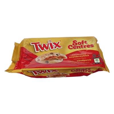 Печенье с карамельной начинкой Twix Soft Centres 144 гр, фото 2