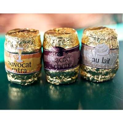 Набор шоколадных конфет с ликером Happy Barrels E.Wedel 200 гр, фото 5
