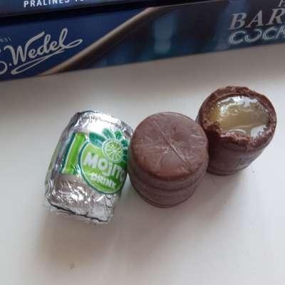Коробка шоколадных конфет с ликером Happy Barrels Cocktail E.Wedel 200 гр, фото 5