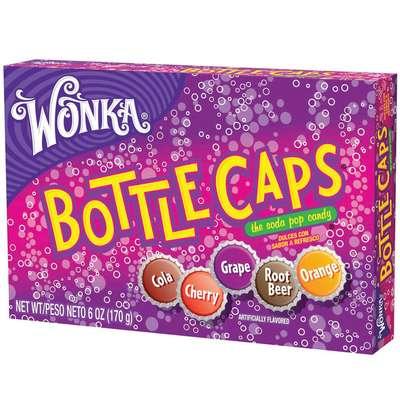 Жевательные конфеты Bottle Caps Soda Pop Candy Wonka 141,7 гр, фото 3