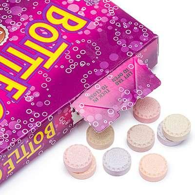 Жевательные конфеты Bottle Caps Soda Pop Candy Wonka 141,7 гр, фото 4