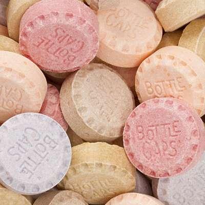 Жевательные конфеты Bottle Caps Soda Pop Candy Wonka 141,7 гр, фото 5