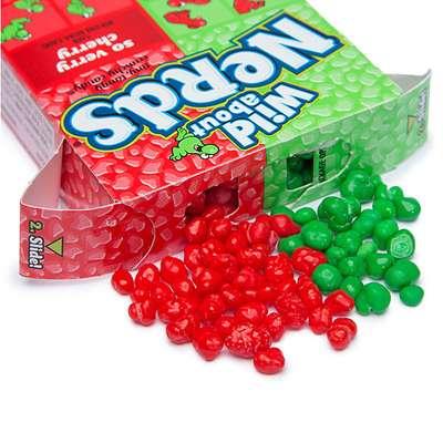 Жевательные конфеты Cherry Watermelon Nerds Wonka 46,7 гр, фото 7